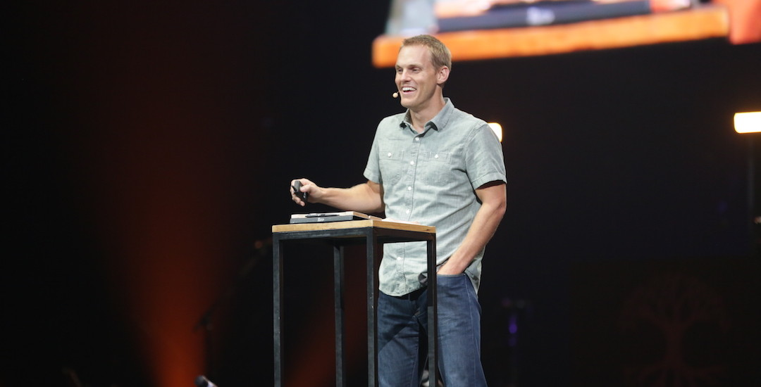 IMB President David Platt to Be Voted on as Teaching Pastor at McLean Bible Church