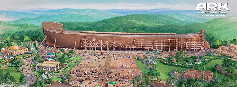 ETS, Disc Golf, The Ark Encounter, and Thanksgiving Research