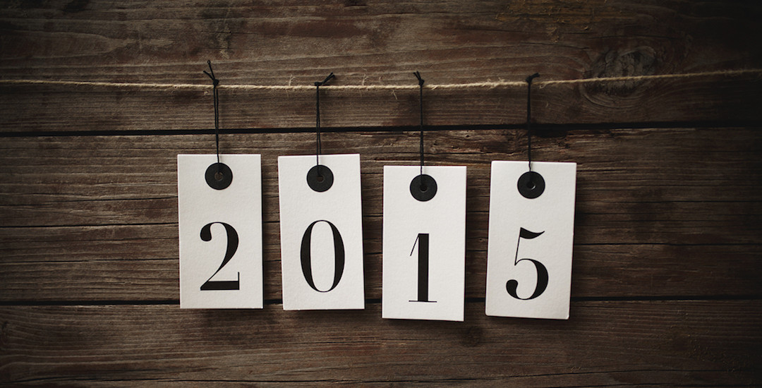 2015 — The SBC Year in Review