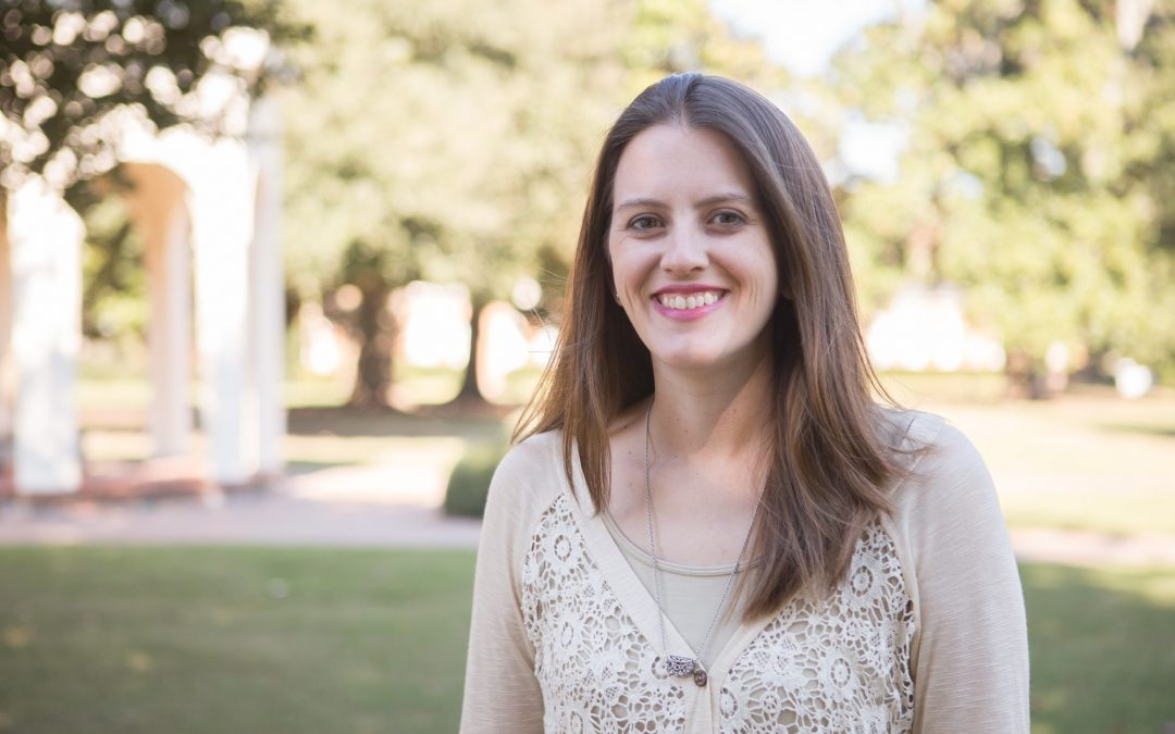 Amy Whitfield Named Assistant Parliamentarian for SBC16