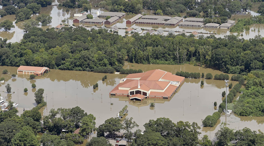 Disaster Relief in Louisiana, Restructuring at GuideStone, and an Interview with Brian Frye