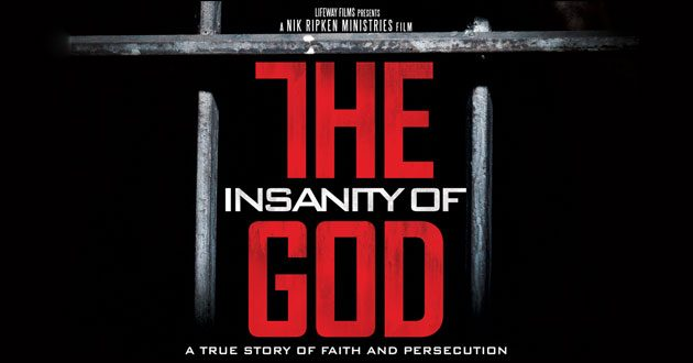 Insanity of God Encore Showing Planned, Conference Recaps, and a Trustee Report