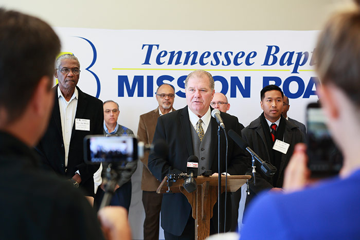 Tennessee Baptists Speak Out Against Racist Rallies