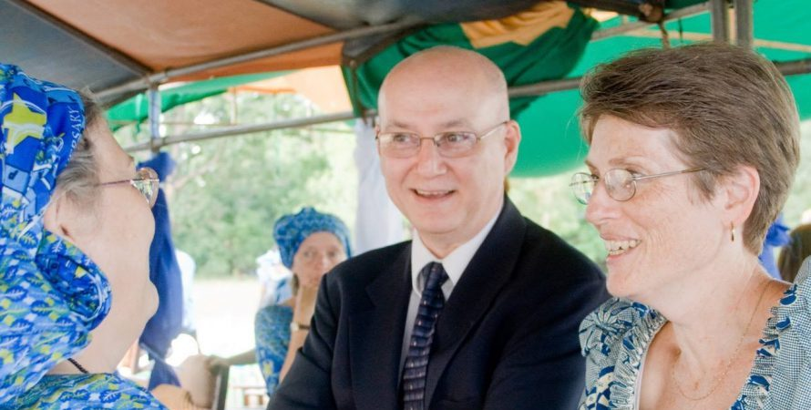 Two IMB Missionaries Killed in Africa