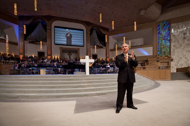 Danny Wood to Be Nominated for Pastors' Conference; CP Giving Ahead of Budget