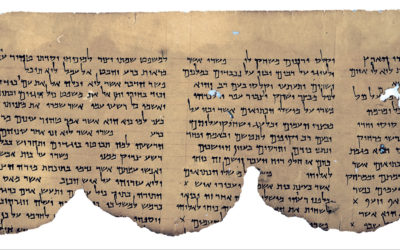 Authenticity of Dead Sea Scroll Fragments at Southwestern Under Review