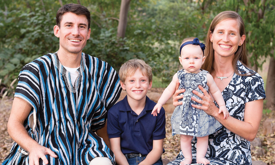 An Interview with IMB Missionaries William and Heidi Haun