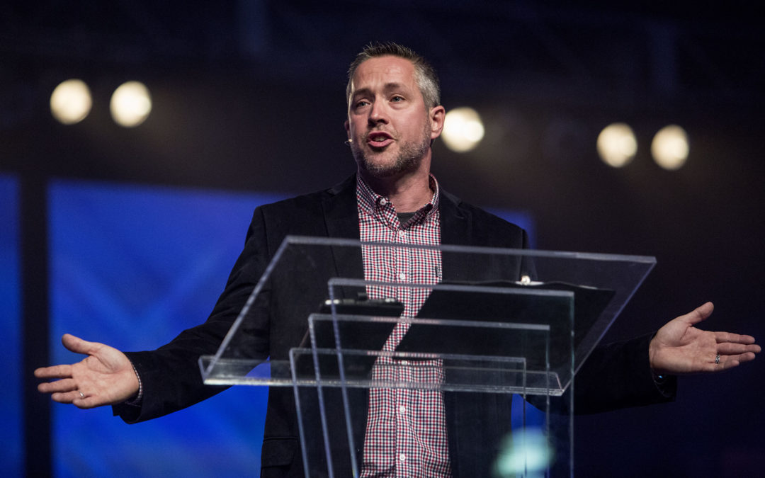 Greear Addresses Sex Abuse in the SBC