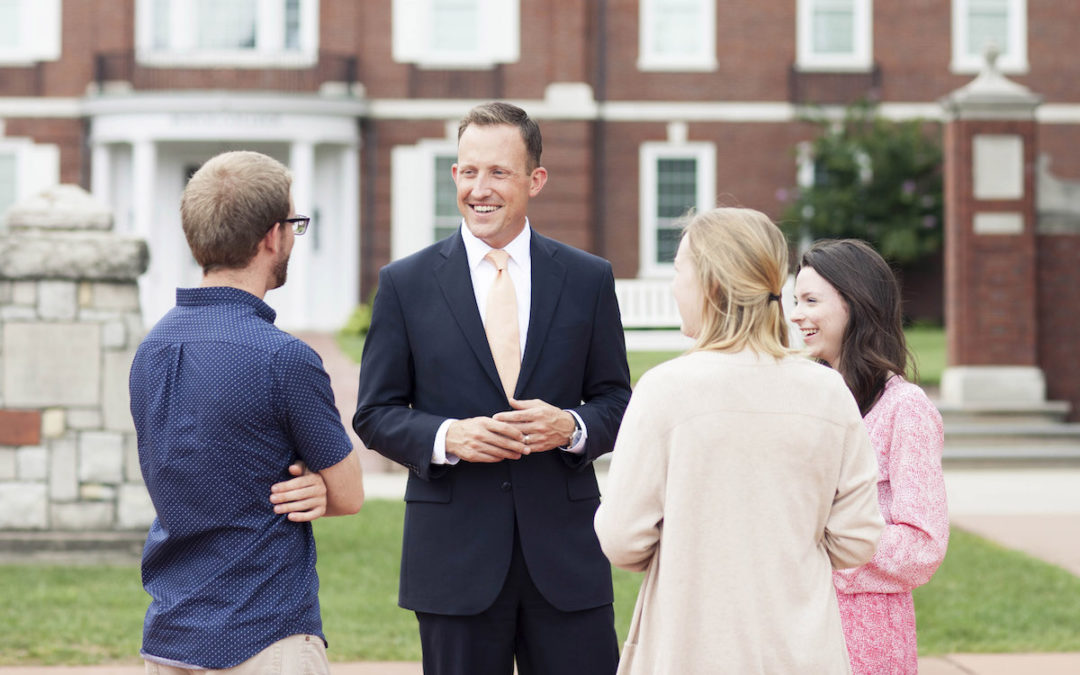 SBTS Promotes Hall to Provost; Greear to Be Nominated for Second Term
