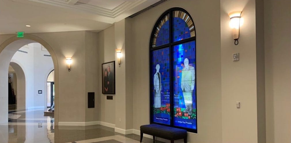 Southwestern Removes Stained Glass Windows Depicting Patterson, Pressler, and Others