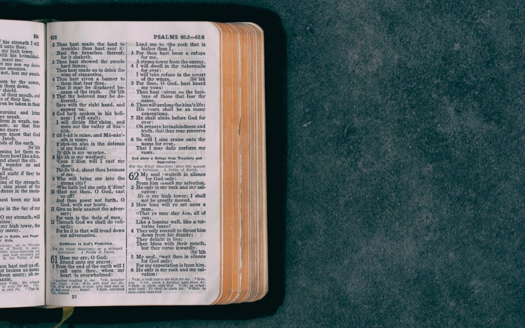 Bible Tariffs Relaxed; Oklahoma Youth Pastor Arrested