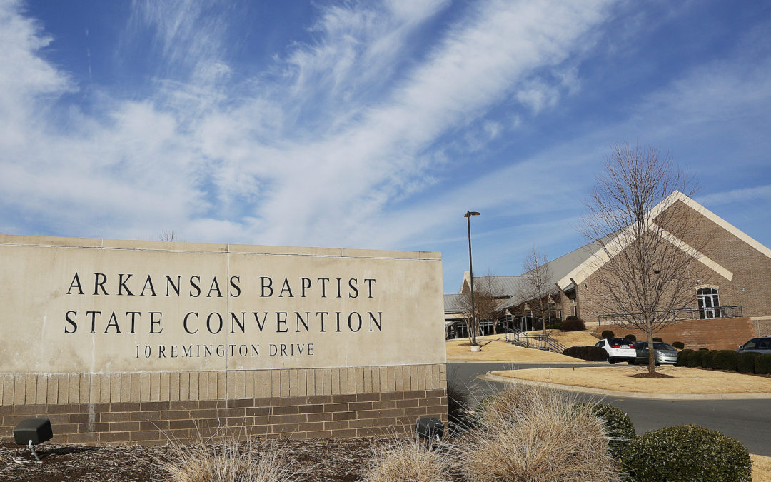 Arkansas State Convention named in lawsuit; Mississippi Baptists get new state exec
