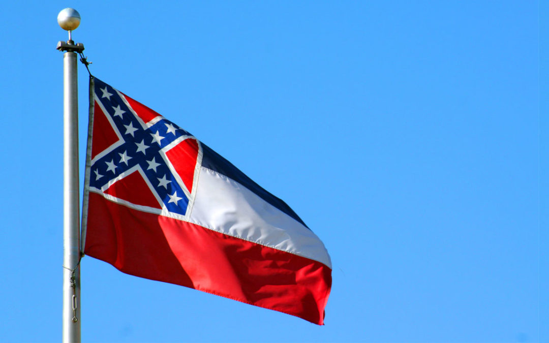 Mississippi to change state flag; CP giving highest in three months