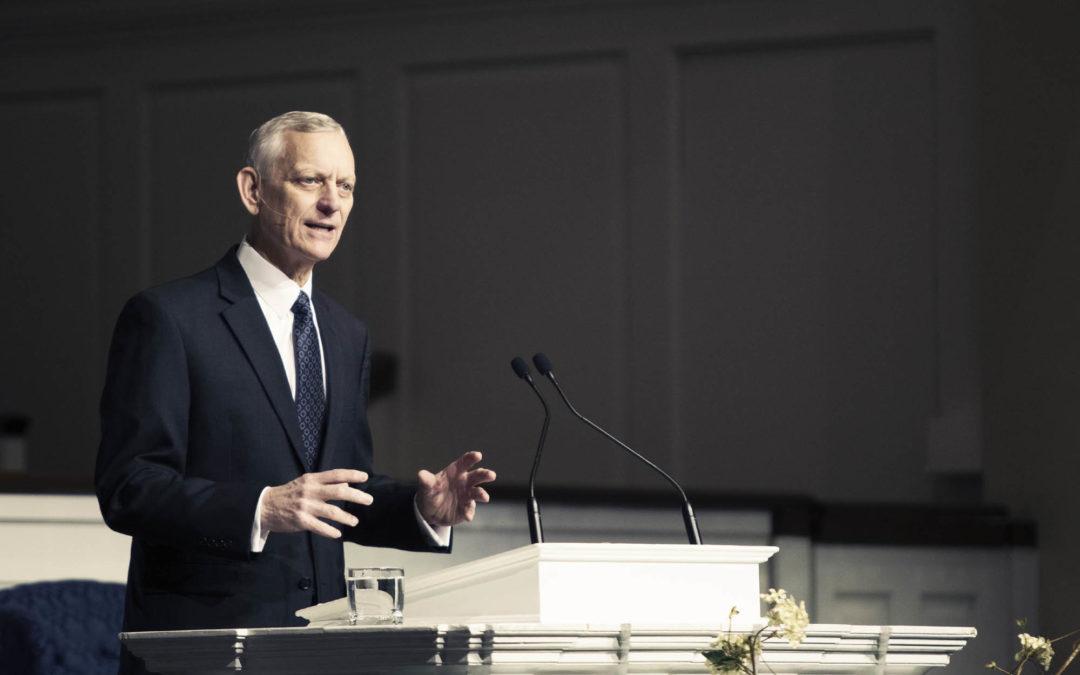 Richards announces departure from SBTC; State convention recaps