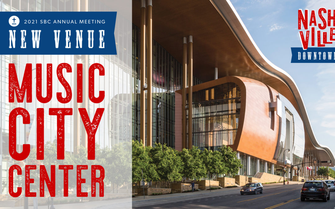 Annual Meeting moved to Music City Center; Committee on Committees announced