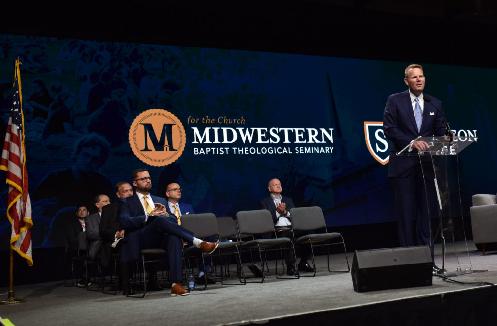 Southern Baptist seminaries recognized for continued growth